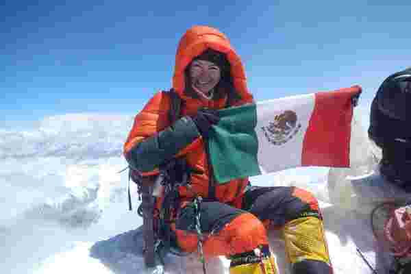 For Viridiana Álvarez, Mountaineering Teaches Several Key Lessons That Every Leader Should Know